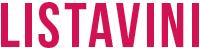 ListaVini: la Carta dei Vini e il Menu Digitale resi semplici Logo